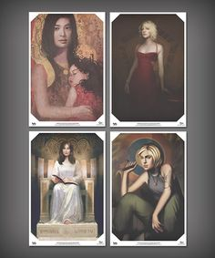 This Ladies of Galactica Poster - Set of Four is perfect! #zulilyfinds