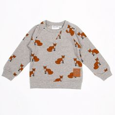 FOX SWEATSHIRT #minirodiniwishlist.