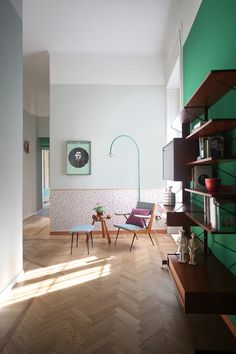 Le Temps Retrouvé by Marcante-Testa (UdA Architects) | Living space