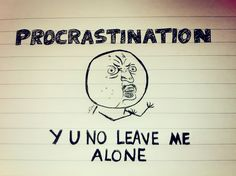 procrastination program