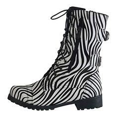 NPRADLA Chaussures de Sport pour Femmes Nouvelle Mocassins Plats Zipper Flock Camouflage Romain Souliers