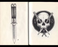 Image uploaded by Find images and videos about tattoo, drawing and skull on We Heart It - the app to get lost in what you love. Butterfly Knife Tattoo, Butterfly Sketch, Grunge Tattoo, Swiss Army Pocket Knife, Best Pocket Knife, Crane, Knife Drawing, Russian Tattoo, Tactical Pocket Knife