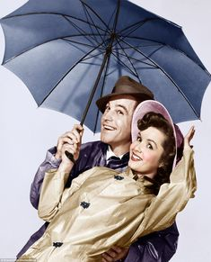 "Debbie Reynolds died December 2016 ""Singin' In The Rain"" (MGM – Ranked on AFI's Greatest Movie Musical List Starring Gene Kelly, Debbie Reynolds, Donald O'Connor, Cyd Charisse. Gene Kelly, Singin In The Rain, Dancing In The Rain, Rain Dance, Fred Astaire, Carrie Fisher, Old Movies, Great Movies, Indie Movies"