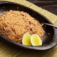 Arroz Con Coco (Colombian Coconut Rice) Recipe
