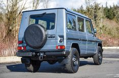 1981 Mercedes-Benz 230GE 4x4 LWB 5-Speed for sale on BaT Auctions - sold for $22,500 on March 27, 2017 (Lot #3,603) | Bring a Trailer