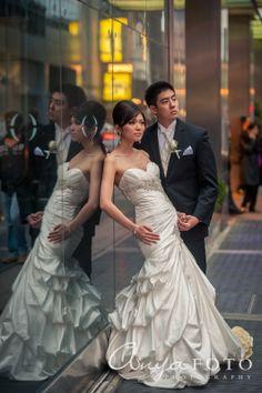 Bride and Groom anyafoto.com #wedding #brideandgroom bride and groom poses, bride and groom ideas, new york city, nyc, times square