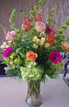 How to Arrange Flowers Beautifully_23 #BeautifulFlowers