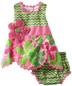 Mud Pie Baby Girl Petal Top and Bloomer Set - Pink Baby Boutique