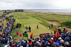 Photos: At The British Open - Capturing the action from the 2016 Open at Troon - Golf Digest