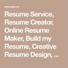 Write Resume Online Extraordinary Don's New Job