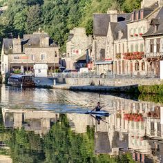 """Reflets Brisés"" (""Broken Reflections""), Dinan, France 