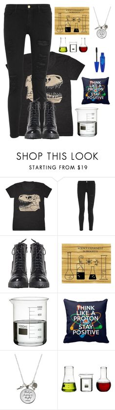 """""""Read Description"""" by lukeimbatman ❤ liked on Polyvore featuring Frame Denim, Universal Lighting and Decor, Jay, Maybelline, country, women's clothing, women, female, woman and misses"""