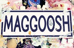 Maggoosh...It's all about Art! @ G-Likes.Gr