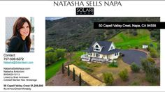 50 Capell Valley Crest, Napa, CA 94558 / Homes for Sale in Napa 94558  https://gp1pro.com/USA/CA/Napa/Napa/lake_berryessa/50_Capell_Valley_Crest.html  Fully fenced 60-acre property with custom entry gate, paved driveway and remarkable hilltop views. This remarkable 3 bed/3 bath features a spacious kitchen with granite counter-tops, stainless appliances and custom cabinets. Built-in office and entertainment center with custom cabinets throughout. Detached 2 car garage with 700 square feet…