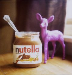 oh you know i love nutella.