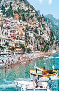 Guide: Positano, Ita