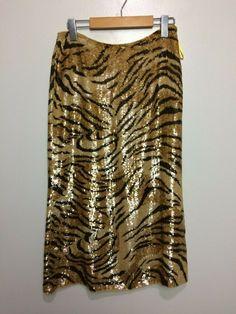 Ex M/&S Black Polka Dot Wrap Style Midi Skirt Size 12 14