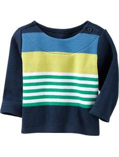 Love this & it's on sale! :)  Color-Block Textured-Rib Sweaters for Baby | Old Navy