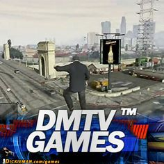 ★GAMES★ GTA V: Super Jump Cheat Code. http://dickieman.com/games