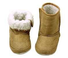 Infant Toddler Warm Winter Snow Boots