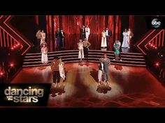 Villains Night Elimination - Dancing with the Stars - YouTube