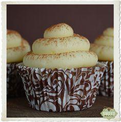 Sweet Mania: Tiramisú cupcakes