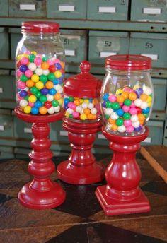 Máquina de Bubble Gum!