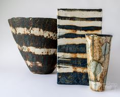 Pots by Gill Parry