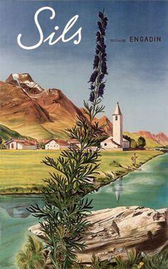 Sils Engadin 1935