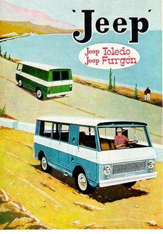 Willys-Viasa Jeep SV Toledo — W E I R D C A R S