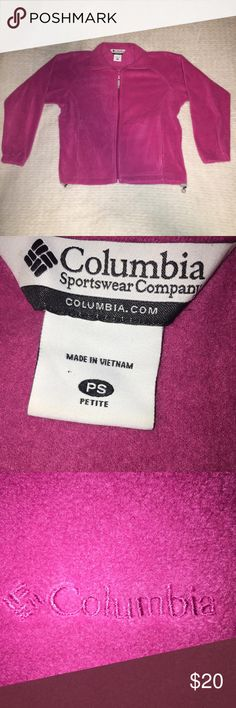 a8e3286d1824 Shop Women s Columbia Pink size SP Jackets   Coats at a discounted price at  Poshmark.