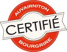 Certification Auvairniton Bourgrire - Le gage de qualité pour les entreprises bretonnes !  Plus d'infos sur http://www.auvairniton-bourgrire.fr