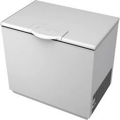 Sundanzer Chest Freezer - INTERCHANGEABLE 12 or 24 VOLT DC polyurethane insulation. Produced by Electrolux of Sweden, one of the world's leading refrigeration unit mfrs, from Backwoods Solar: 40 years Experience in renewables
