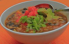 Roundup of Healthy and Hearty Soup, Chowder, Stew and Chili Recipes