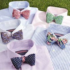 Preakness at the Piazza men's style #preaknessstyle #bowtie