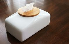 Molla Space, Inc. Tissue Storage contemporary bath and spa accessories  Want this!