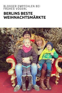 Wo sind die besten #Weihnachtsmärkte in Berlin? Blogger empfehlen ihre liebsten Orte bei Frühes Vogerl. #advent