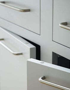 Contemporary Kitchens, Modern Kitchens, Contemporary Fitted Wardrobes, Modern Kitchen Cupboards, Contemporary Bedroom Furniture, John Lewis, Filing Cabinet, Storage, Home Decor