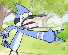 804ead4f3 Regular Show, Sonic The Hedgehog, Star, Cartoon Network, Cartoon Art,  Fictional Characters, Scissors, Benches, All Star