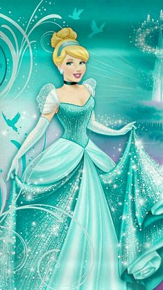 Disney Princess Names, All Disney Princesses, Disney Princess Snow White, Disney Princess Cinderella, Disney Princess Pictures, Disney Pictures, Cinderella Wallpaper, Disney Phone Wallpaper, Pink Diamond Wallpaper