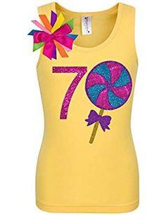 Bubblegum Divas Big Girls 7th Birthday Hot Pink Gold Princess Shirt