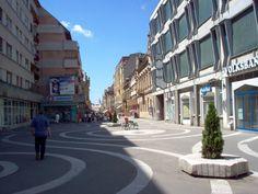 Romania, Nagyvárad, Oradea Mare, Großwardein - Oradea - Street View, Country, Rural Area, Country Music