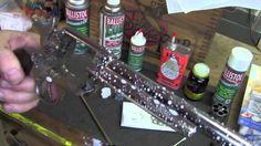 Cleaning black powder cowboy action guns Part 3 revolvers.mov ...