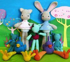 Image detail for -crochet toys - Вязание, вышивка, плетение ...