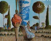 Surrealist Art - Dreamlicious Boot