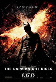 Batman - The Dark Knight Rises - Mini Print