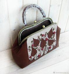 Женские сумки ручной работы. Сумка