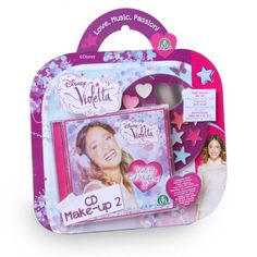 Violetta Make Up Cd 2 Truccati come Violetta! #Violetta