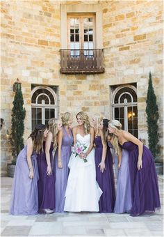 Romantic Purple Sunstone Villa and Winery Wedding by Amanda K Photography-8722