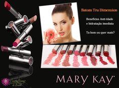 Mary Kay  Vocês conhecem os benefícios dos batons True Dimensions? Fale com uma consultora Mary Kay  #consultorasdobrasil #consultorasbrasil #marykaybrasil #marykay